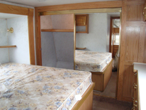 Cedar Creek Rental Bedroom