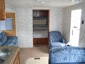 Used Coachman Bunkhouse