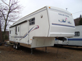 Cedar Creek Travel Trailer