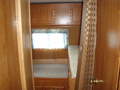 Coachman Travel Trailer Bedroom