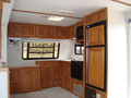 Magnum Travel Trailer Kitchen
