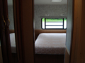 Sandpiper Travel Trailer Bedroom