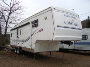 Cedar Creek Rental RV