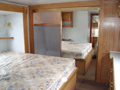 Cedar Creek Travel Trailer Bedroom